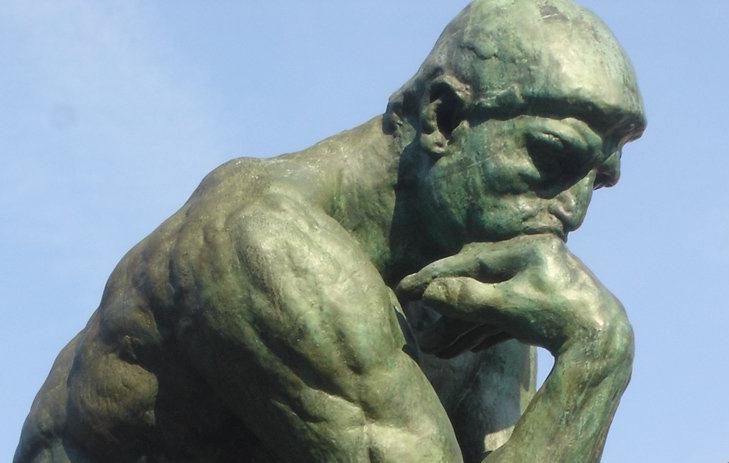 Thinking Man Rodin Weaver Realty Group